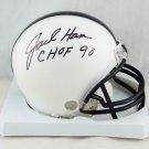 Jack Ham Autographed Signed Penn State Nittany Lions Mini Helmet JSA
