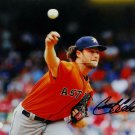 Gerritt Cole Houston Astros Signed Autographed 8x10 Photo JSA