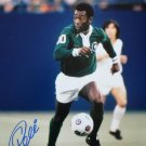 Pele Signed Autographed New York Cosmos 11x14 Photo PSA/DNA
