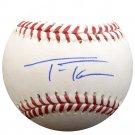 Trea Turner Washington Nationals Autographed Signed MLB Baseball BECKETT