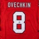 Alex Ovechkin Autographed Signed Washington Capitals Reebok Jersey FANATICS