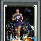 Pistol Pete Maravich Jazz Signed Autographed 1979 Topps Card PSA