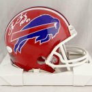 Thurman Thomas Autographed Signed Buffalo Bills Mini Helmet JSA