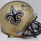 Taysom Hill Autographed Signed New Orleans Saints Mini Helmet BECKETT