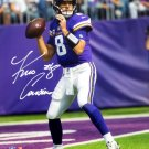 Kirk Cousins Autographed Signed Vikings 16x20 Photo BECKETT