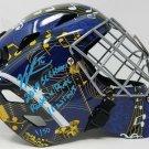 Jordan Binnington Autographed Signed St. Louis Blues Goalie Mask FANATICS