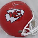 Tyreek Hill Signed Autographed Kansas City Chiefs FS Helmet BECKETT