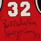 Bill Walton Autographed Signed Portland Trail Blazers Jersey JSA