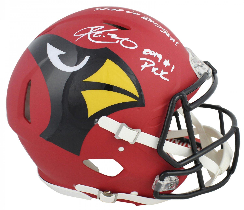 Kyler Murray Signed Autographed Arizona Cardinals FS Proline AMP Helmet BECKETT