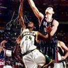 Yao Ming Autographed Signed Houston Rockets 8x10 Photo JSA