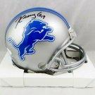 Kenny Golladay Autographed Signed Detroit Lions Mini Helmet BECKETT