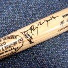 Roy Campanella Dodgers Signed Autographed Baseball Bat PSA
