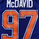 Connor McDavid Autographed Signed Edmonton Oilers Adidas Jersey PSA