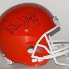 Bernie Kosar Signed Autographed Cleveland Browns Full Size Helmet JSA