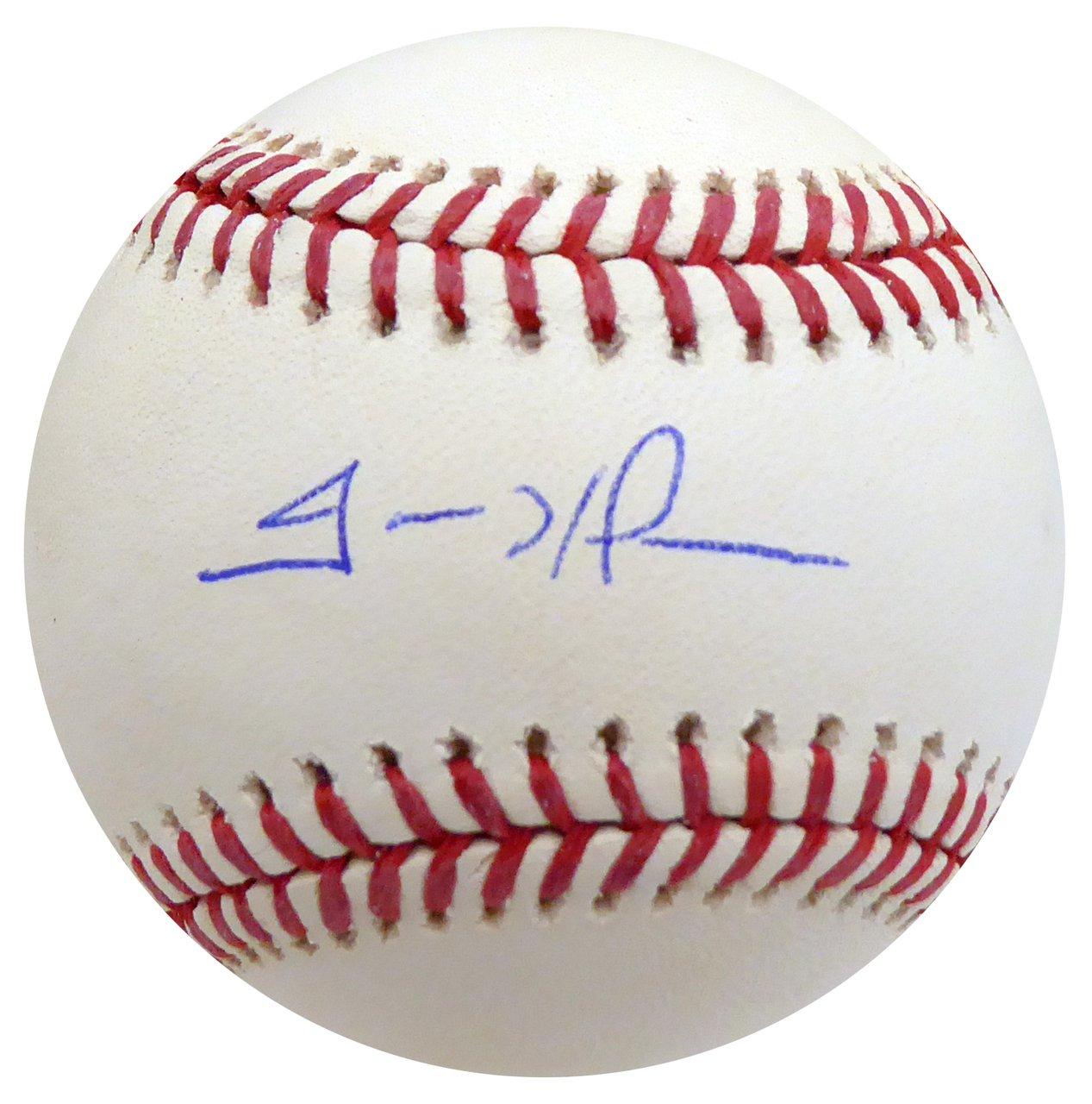 Trevor Hoffman San Diego Padres Signed Autographed Official Baseball SCHWARTZ