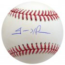 Trevor Hoffman San Diego Padres Signed Autographed Official Baseball BECKETT