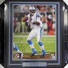 Cam Newton Carolina Panthers Signed Autographed Framed 16x20 Photo PSA