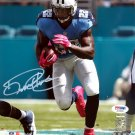 Derrick Henry Signed Autographed Tennessee Titans 8x10 Photo PSA
