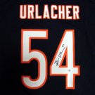 Brian Urlacher Autographed Signed Chicago Bears Jersey JSA