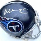 Mike Vrabel Signed Autographed Tennessee Titans Mini Helmet PSA