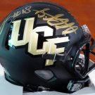Shaquem & Shaquill Griffin Seahawks Signed Autographed UCF Golden Knights Speed Mini Helmet COA
