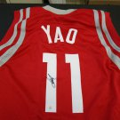 Yao Ming Autographed Signed Houston Rockets Jersey COA