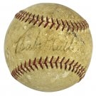 Babe Ruth Yankees Signed Autographed Baseball PSA/DNA
