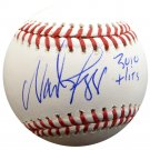 Wade Boggs Red Sox Autographed Signed Baseball BECKETT