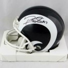 Robert Woods Autographed Signed Los Angeles Rams Mini Helmet BECKETT