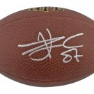 Travis Kelce Signed Autographed Kansas City Chiefs Football BECKETT