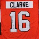Bobby Clarke Autographed Signed Philadelphia Flyers Jersey JSA