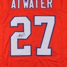 Steve Atwater Autographed Signed Denver Broncos Jersey JSA