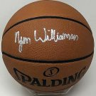Zion Williamson Pelicans Signed Autographed NBA Basketball FANATICS