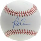 Pete Alonso Mets Autographed Signed Official Baseball FANATICS