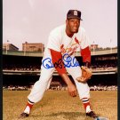 Bob Gibson St. Louis Cardinals Signed Autographed 8x10 Photo BECKETT