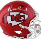 Patrick Mahomes Signed Autographed Chiefs FS Speed Proline Helmet FANATICS