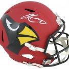 Kyler Murray Signed Autographed Arizona Cardinals FS AMP Helmet BECKETT