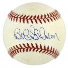 Bob Gibson Cardinals Signed Autographed National League Baseball BECKETT