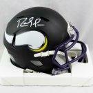 Randy Moss Autographed Signed Minnesota Vikings Mini Helmet BECKETT