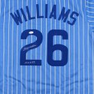 Billy Williams Autographed Signed Chicago Cubs Jersey JSA