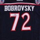Sergei Bobrovsky Autographed Signed Columbus Blue Jackets Reebok Jersey BECKETT