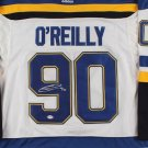 Ryan O'Reilly Autographed Signed St. Louis Blues Adidas Jersey PSA