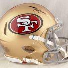George Kittle Autographed Signed San Francisco 49ers FS Proline Helmet BECKETT
