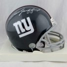 Frank Gifford Autographed Signed New York Giants Mini Helmet JSA