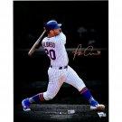 Pete Alonso Mets Autographed Signed 11x14 Photo FANATICS
