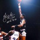 George Gervin Autographed Signed San Antonio Spurs 16x20 Photo PSA