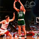 Larry Bird Autographed Signed Boston Celtics 8x10 Photo BECKETT
