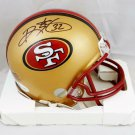 Ricky Watters Signed Autographed San Fransisco 49ers Mini Helmet BECKETT