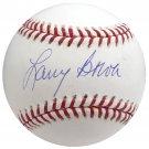 Larry Bowa Philadelphia Phillies Autographed Signed Baseball  STEINER
