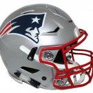 Tom Brady Autographed Signed New England Patriots FS Speeflex Proline Helmet TRISTAR